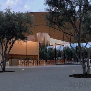 centro visitatori di Apple Park 1