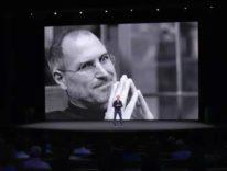 Keynote Apple: Cook omaggia Jobs, Angela Ahrendts il negozio che Apple farà a Milano