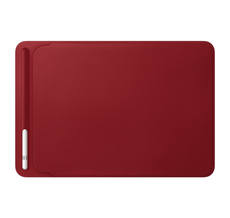 custodia ipad pro RED icon 740