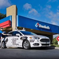 domino pizza ford