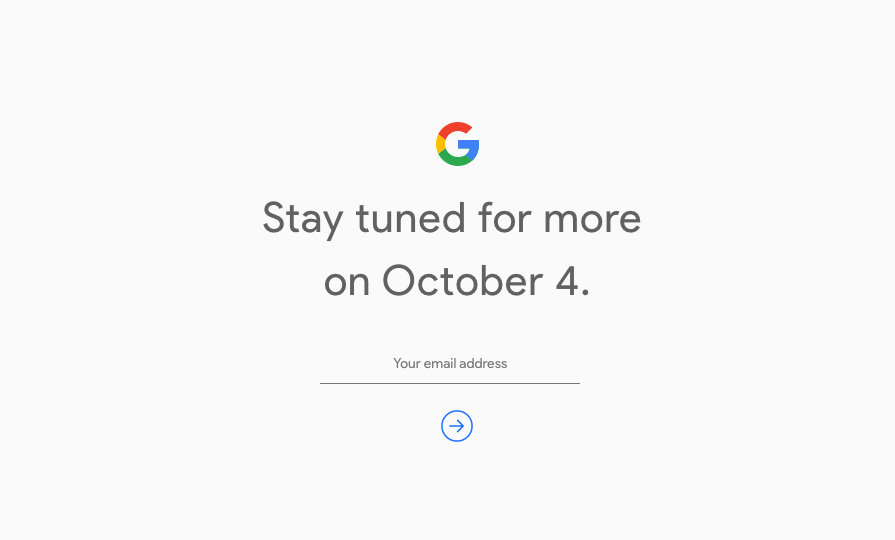 Google Pixel 2017
