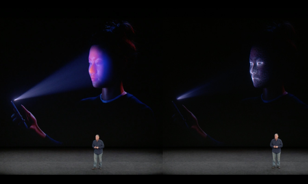 Face ID iPhone X
