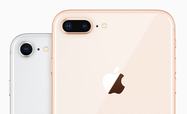 fotocamere iPhone 8 e iPhone 8 Plus