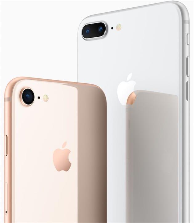 galileo iPhone 8 e iPhone x