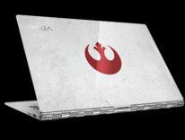 Lenovo Yoga 920 è il nuovo super convertibile, anche in versione Star Wars