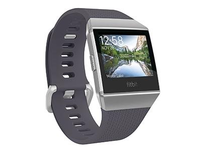 Fitbit In Italia Presenta Ionic Il Suo Primo Vero Smartwatch Per Dominare Salute Sport E Benessere Macitynet It