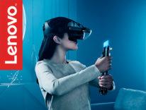 Vestite i panni del Jedi di Star Wars con la VR di Lenovo e Jedi Challenges