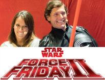 Disney festeggia Star Wars con il Force Friday II: nuovi gadget e rivelazioni suoi nuovi personaggi