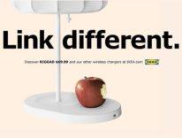 IKEA Link Different, le pubblicità strizzano l'occhio ad Apple e iPhone 8