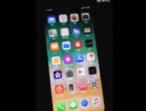 iPhone 8 video in funzione, sembra quello vero