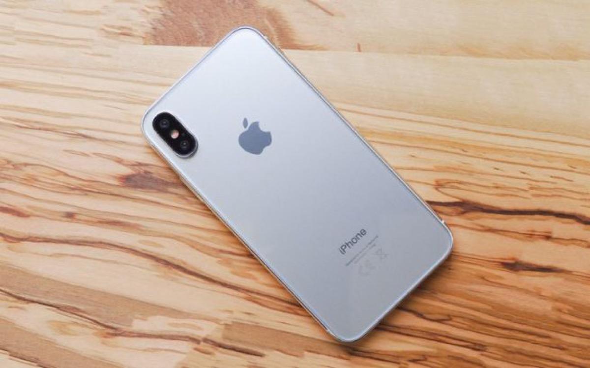 iPhone X ritardo cornice