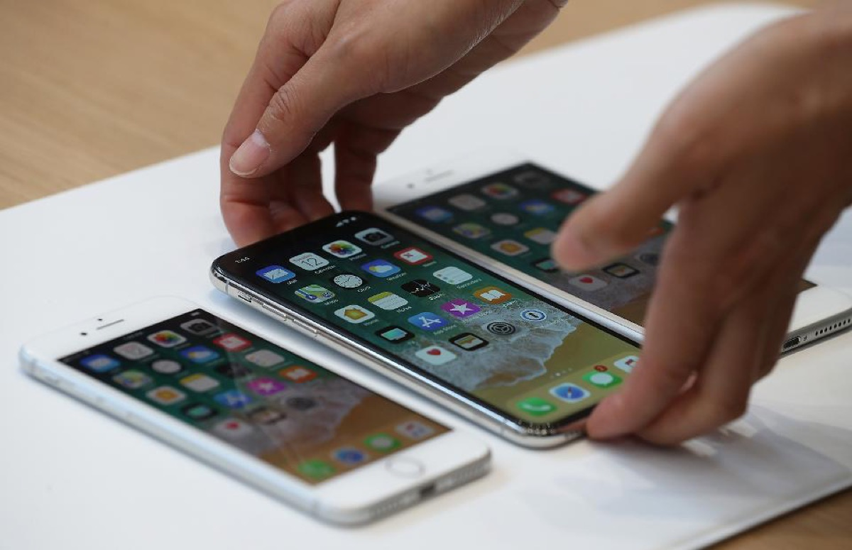 iPhone 8 benchmark