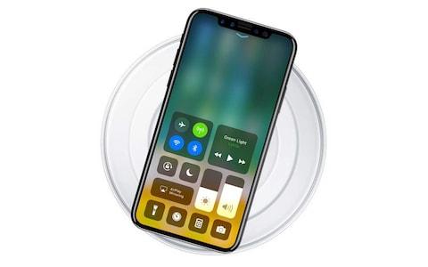 iphone x ricarica wireless