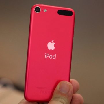 iPod touch Face ID
