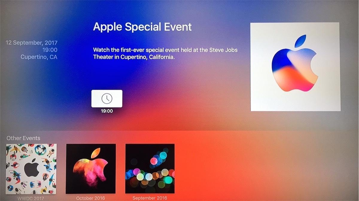 keynote apple 12 settembre 2