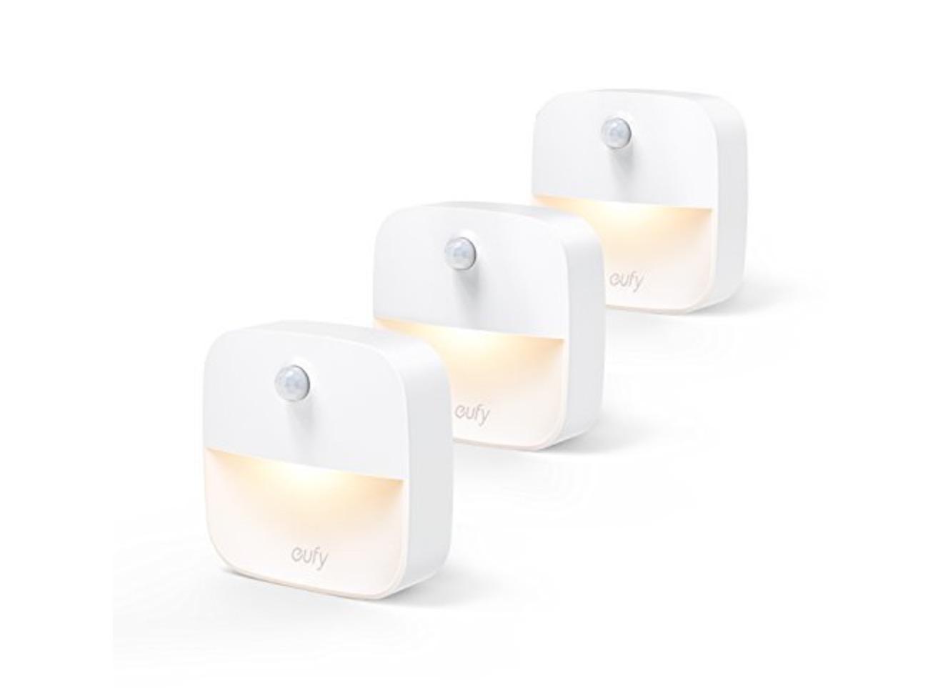 Kit di lampade led con sensore di movimento per interni sconto