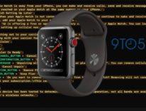 La Golden Master di iOS 11 svela come funzionerà Apple Watch LTE