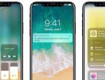 Addio bianco: la parte frontale di iPhone X sarà solo nera