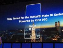 Huawei Mate 10, come sarà lo sfidante di iPhone X con motore neuronale