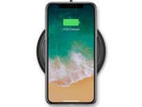 Con la base di ricarica wireless mophie iPhone 8 e iPhone X si ricaricano prima