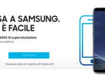 Samsung offre fino a 600 euro agli utenti iPhone per passare a Galaxy