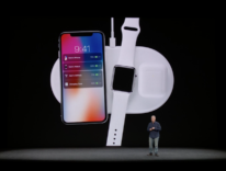 AirPower, la base per ricaricare insieme iPhone X, Apple Watch e AirPods