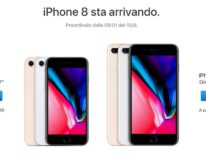 Pre ordine iPhone 8 e 8 Plus, come funzionano in Italia