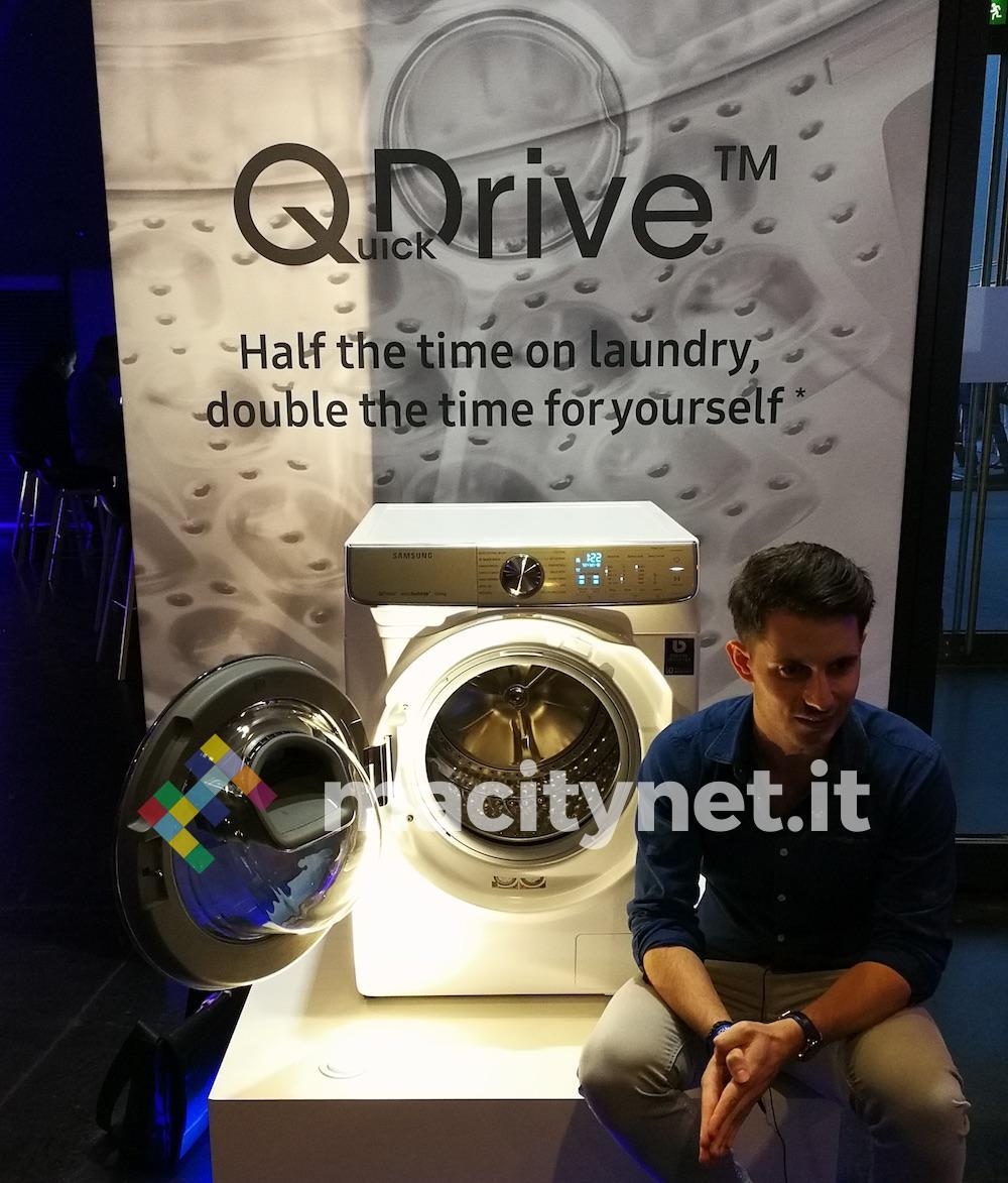 samsung le lavatrici