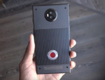 RED svela qualche dettaglio in più sul suo super smartphone Hydrogen