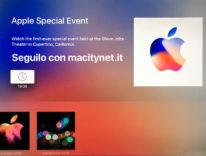 Come seguire il keynote Apple iPhone X in diretta video