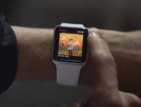 Il mondo cambia con Apple Watch 3 cellular e Apple Music al polso nel nuovo spot Apple