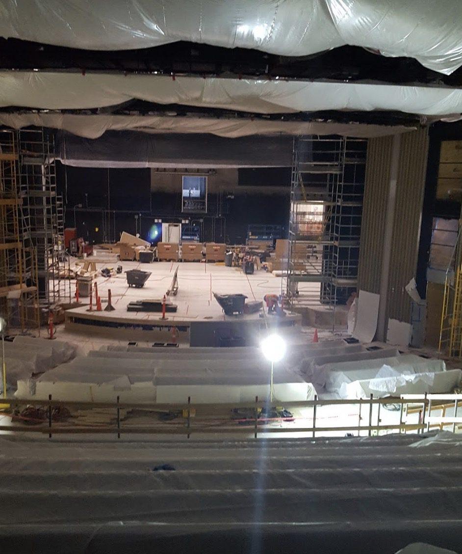 Auditorium Steve Jobs