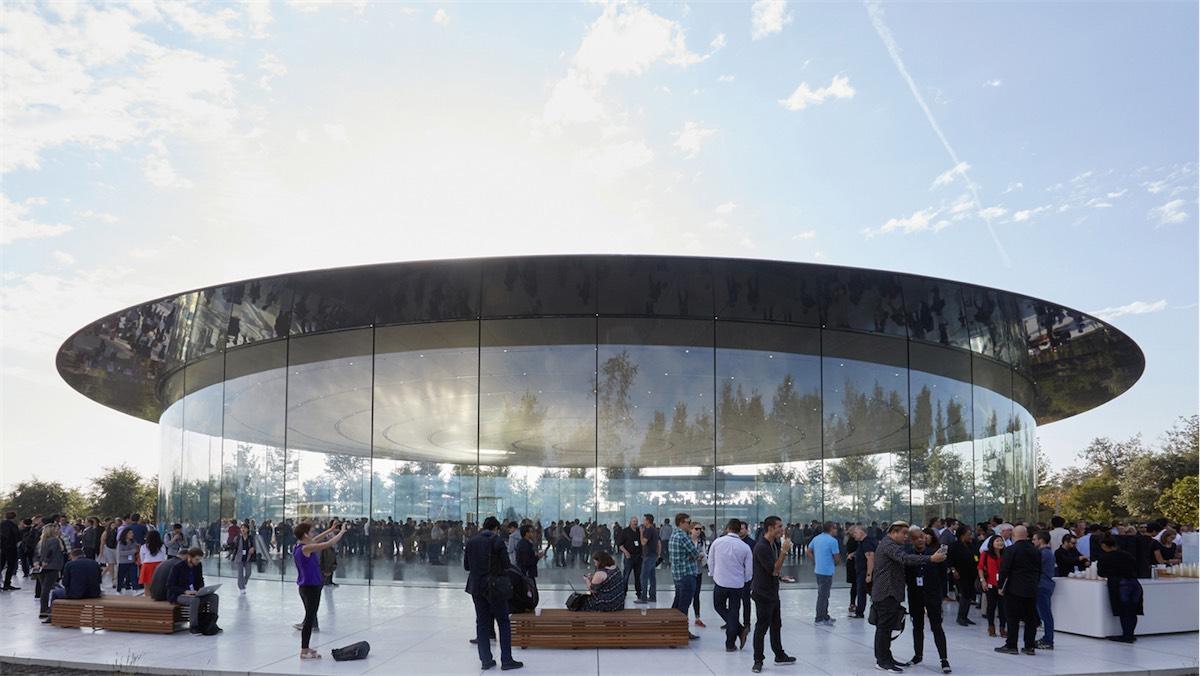 assemblea azionisti apple - foto Steve Jobs theater