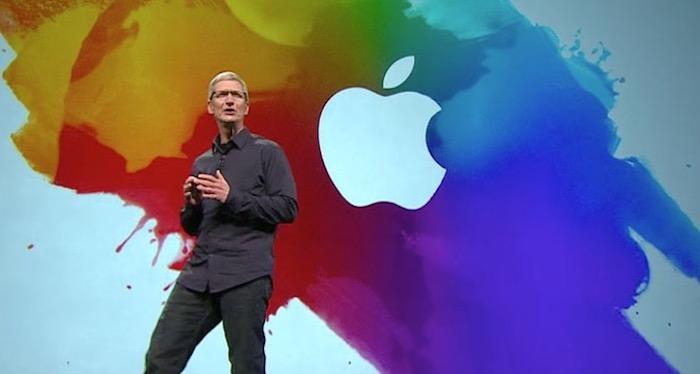 diretta del 12 settembre Apple