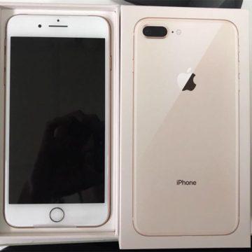 unboxing iPhone 8 plus 1