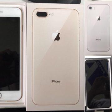 unboxing iPhone 8 summa