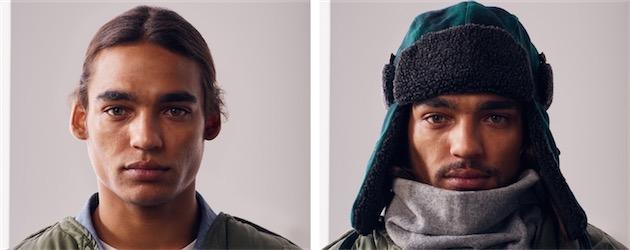 Anche volti in qulche modo cammuffati con cappelli e sciarpe lasciano intravedere elementi riconosciuti da Face ID
