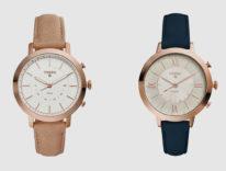 Fossil presenta gli smartwatch ibridi più piccoli finora realizzati, ideali per lei