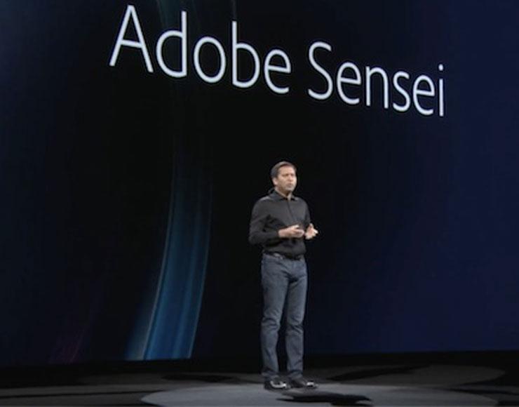 Adobe Sensei,