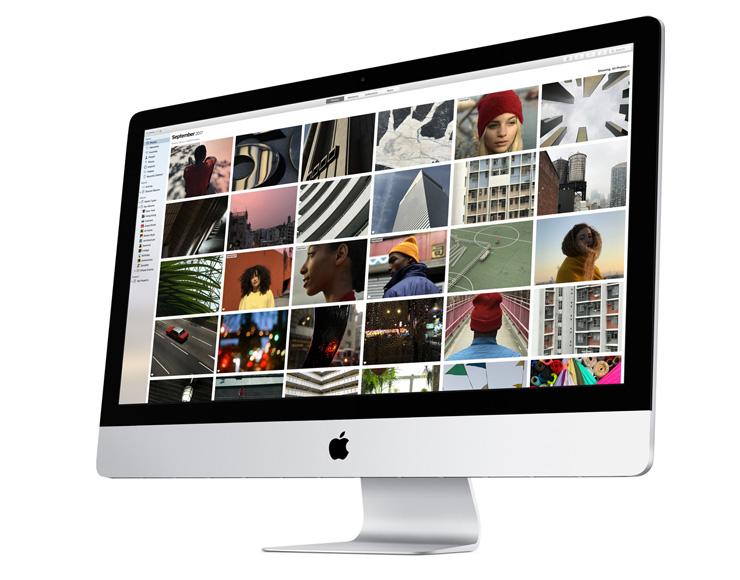 L'app Foto su Mac