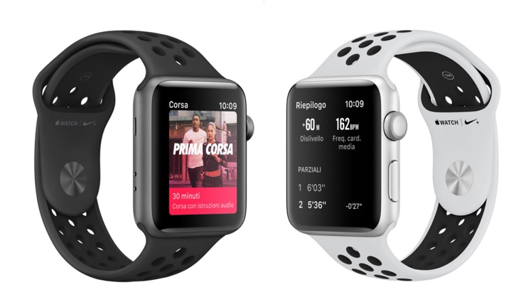 Apple Watch 3 Nike+ 3 740