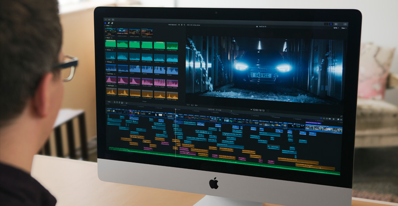 Final Cut Pro X migliori software per Mac del 2017