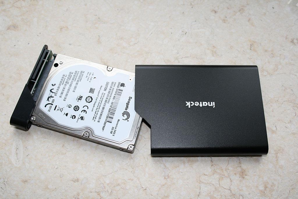 Prova con un tradizionale HDD