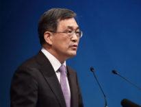 """Il trono di Samsung, il CEO """"Mr. Chip"""" annuncia le dimissioni"""