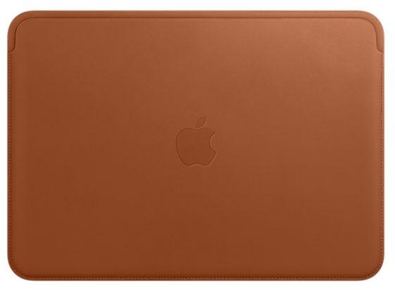 cover in pelle per macbook 12