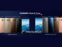 Ecco Huawei Mate 10 Pro e Mate 10 con CPU neurale per sfidare A11 Bionic di iPhone X
