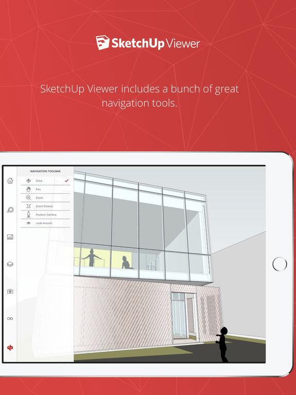 SketchUp Viewer visualizza i modelli 3D su iPad e iPhone - Macitynet it