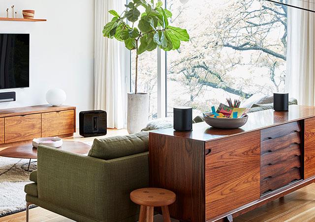 Sonos One compatibile con AirPlay 2