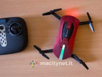 Recensione Eachine E52, il drone giocattolo per lanciarsi nei primi voli