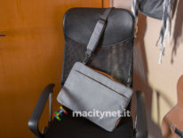 Borsa con tracolla per MacBook e computer fino a 15'', la soluzione di Inateck